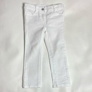 GUC Janie and Jack White Jeans 3T